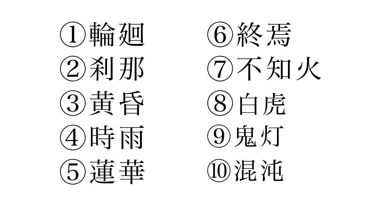 漢字 読み方 クイズ