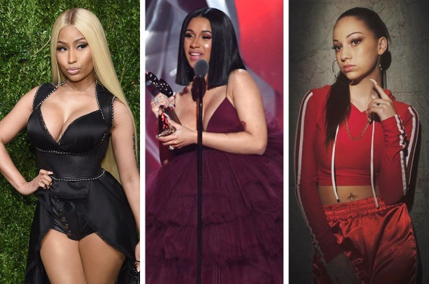 Bhad Bhabie, AKA The « Cash Me Ousside » Girl, Is Nominated For Top Rap Female Artist And People Have A Lot Of Thoughts