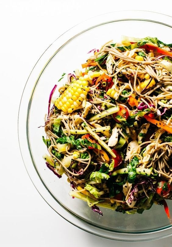 Soba Summer Salad