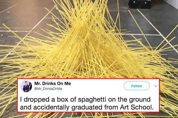 18 Times People Failed So Hard They Accidentally Created Modern Art