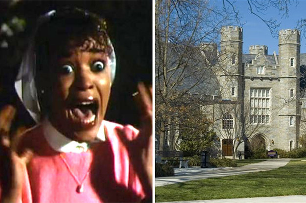 19 Haunted College Campus Stories That Will Freak You The Fuck Out
