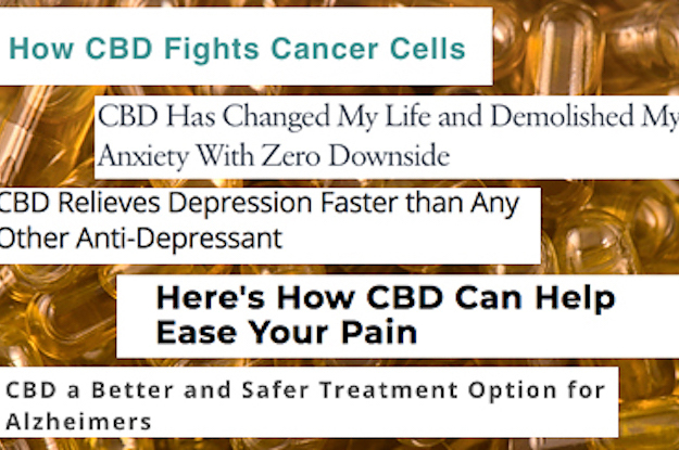 Do CBD Oil And Other Marijuana Products Have Real Health Benefits?