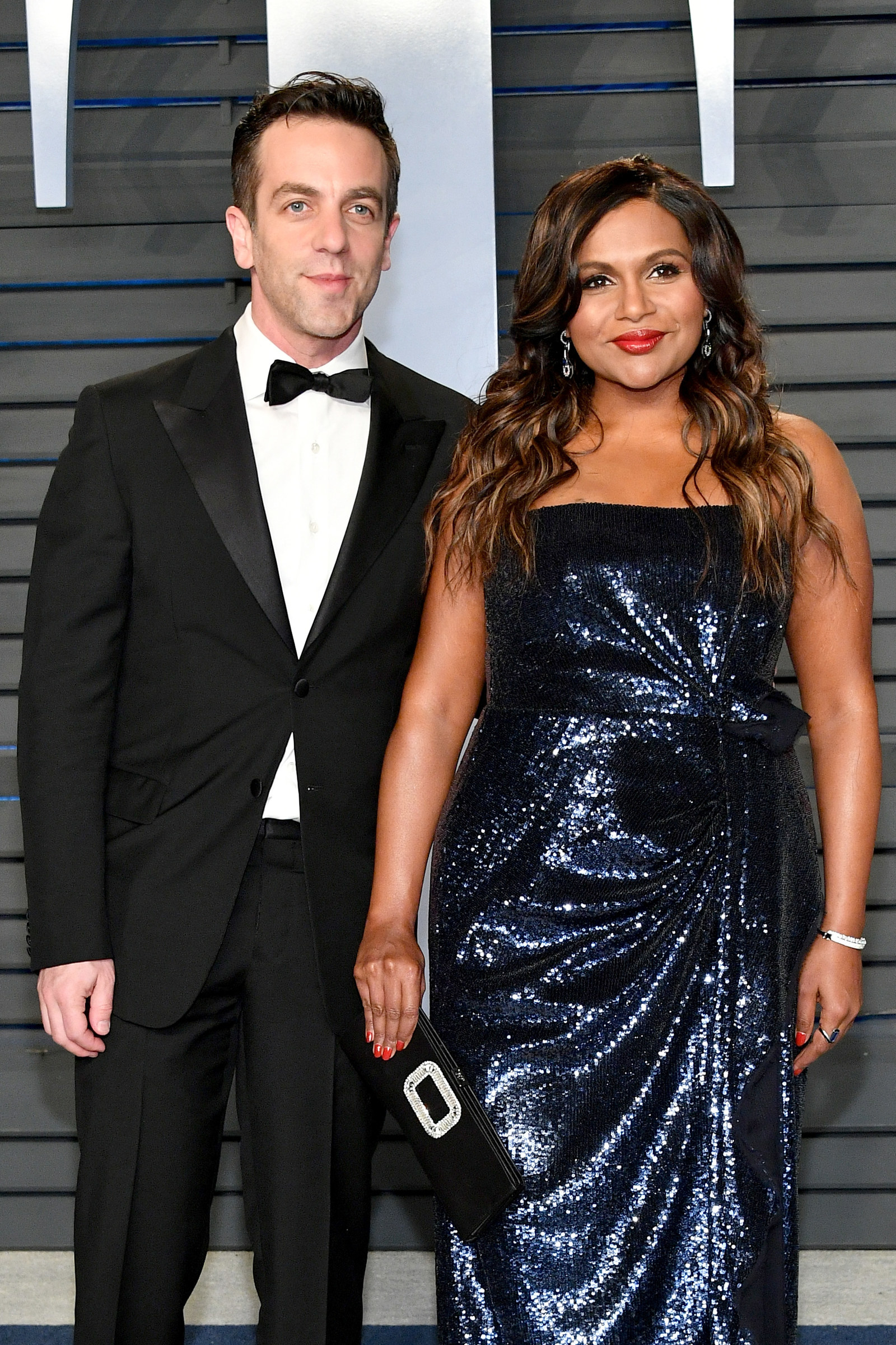 It's been a pretty  eventful time  for anyone who believes in *true* soup snakes — aka anything having to do with Mindy Kaling and BJ Novak.