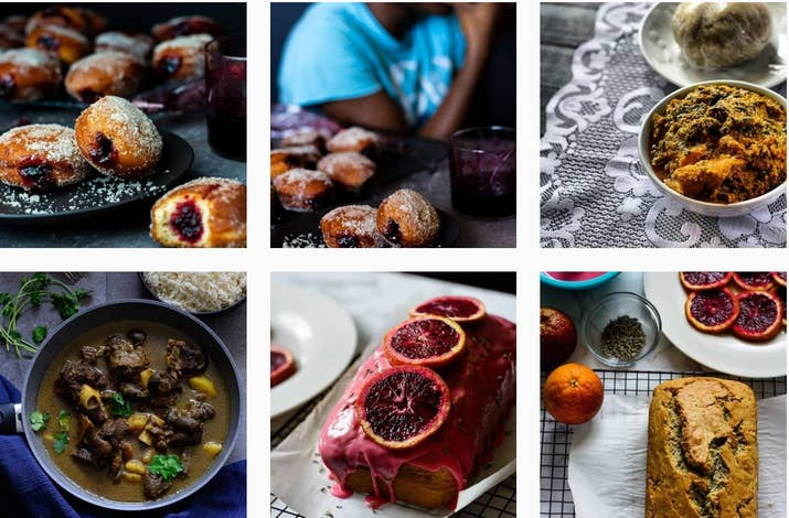 10 africanafro caribbean instagram pages you need to follow lois and her husband femi run the blog and instagram page yummy medley where they forumfinder Images