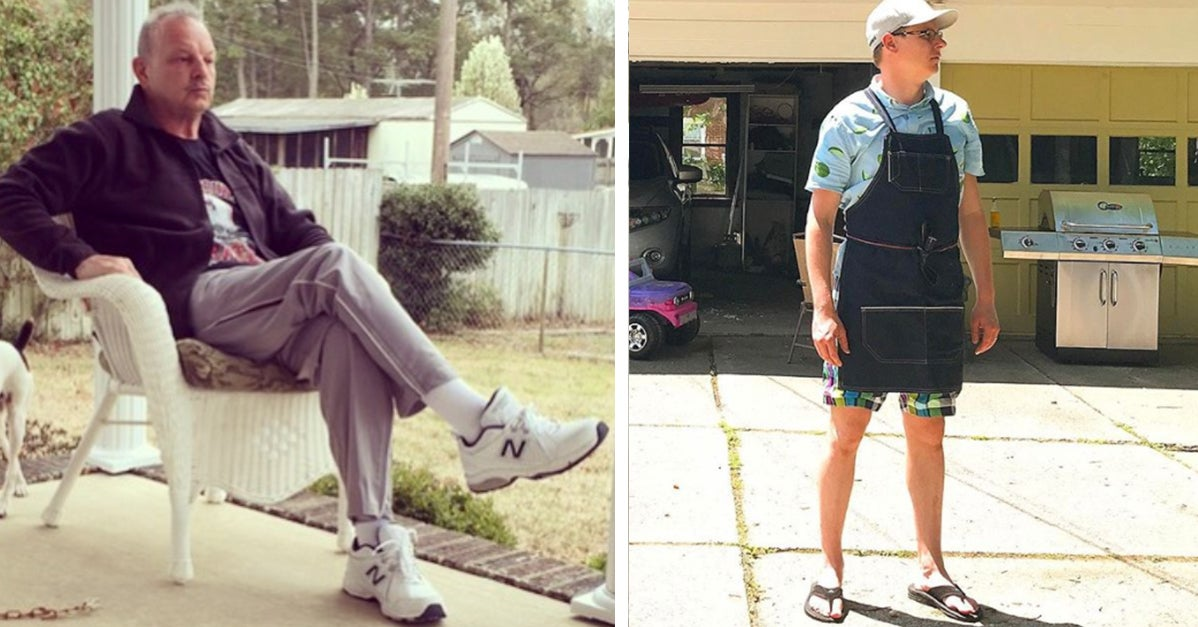 0c261e489cb 23 Dad Outfits That Are So Wholesome Yet So Funny