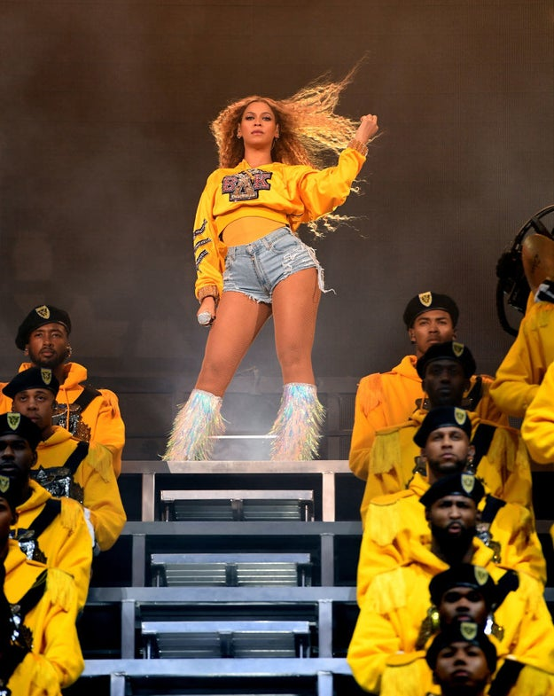 So when Beyoncé performed at Coachella on Saturday night, becoming the first black woman to headline the Californian music festival, Natalie's mother was very excited.