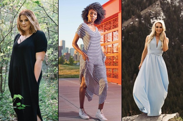 1211d17d24 32 Of The Best Maxi Dresses You Can Get On Amazon