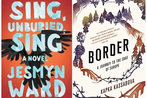 These Are The Finalists For The 2017 National Book Critics Circle Awards
