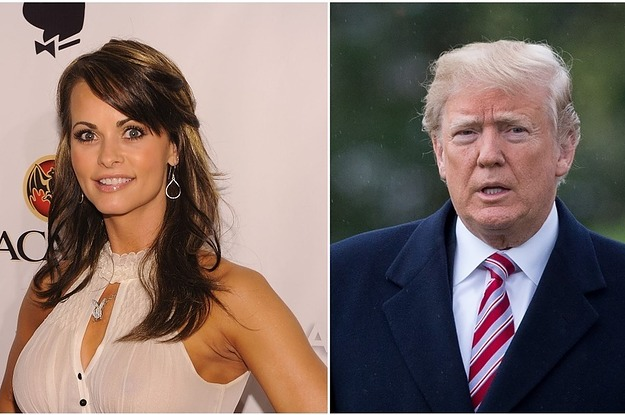 Ex-Playboy Model Can Now Discuss Alleged Trump Affair After Being Freed From Contract