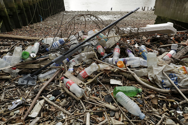 The United Kingdom Plans To Ban Plastic Straws As Early As Next Year