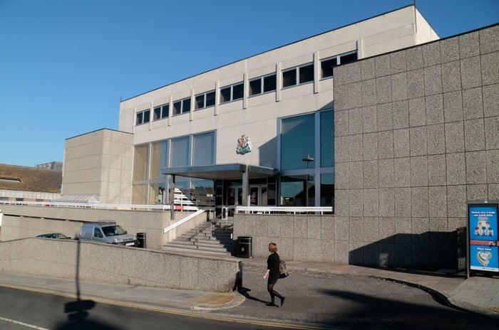 Brighton magistrates' court