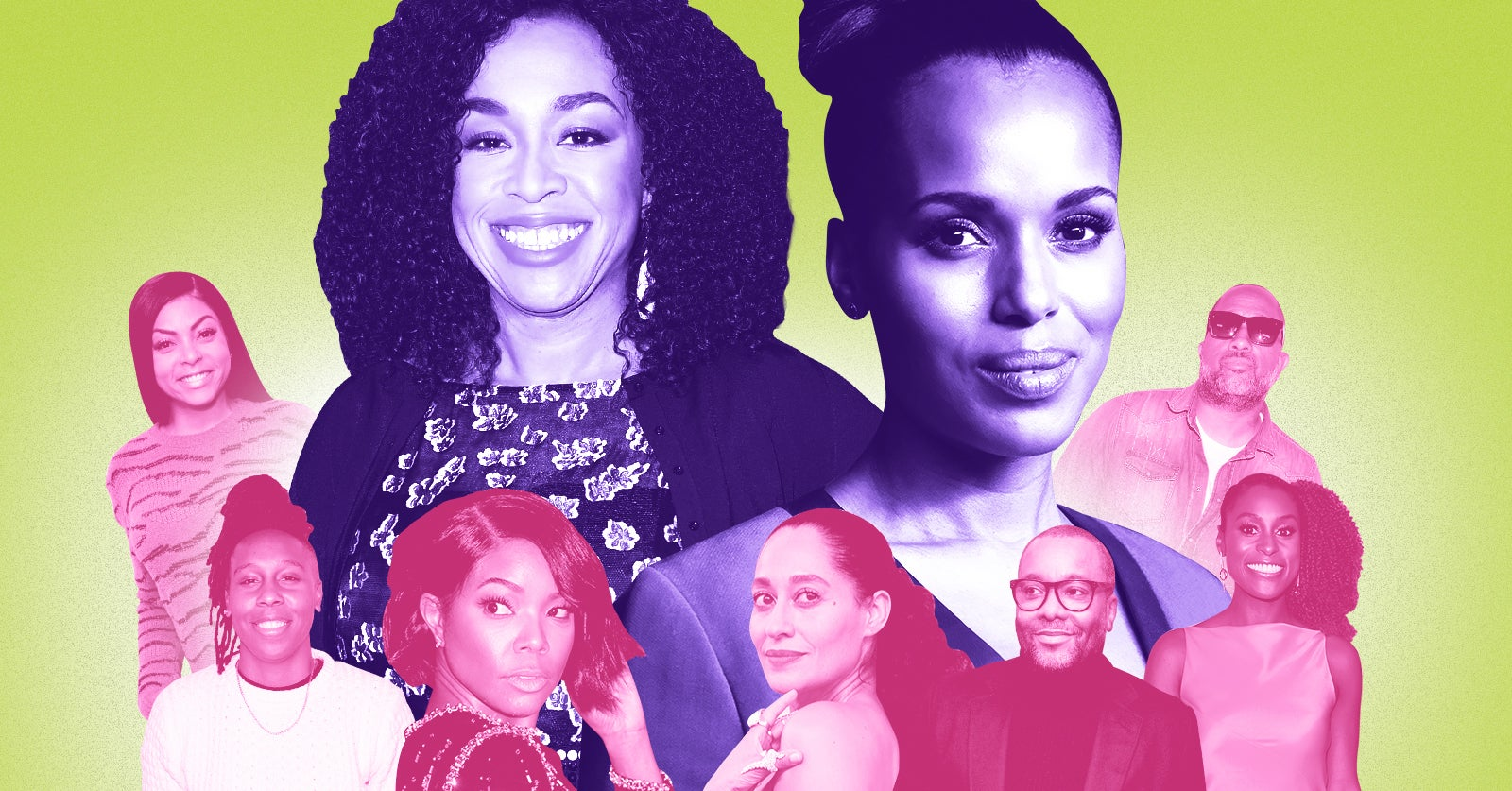 """In Creating """"Scandal"""" And Olivia Pope, Shonda Rhimes Changed The TV Landscape"""
