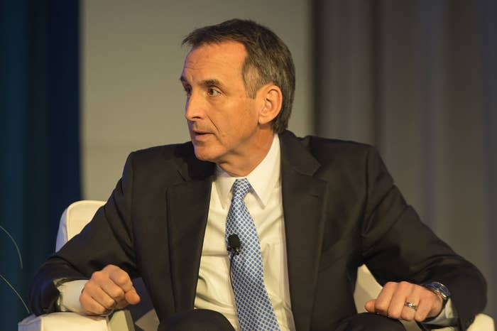 Republican Tim Pawlenty, former governor of Minnesota, is running for his old job this year.