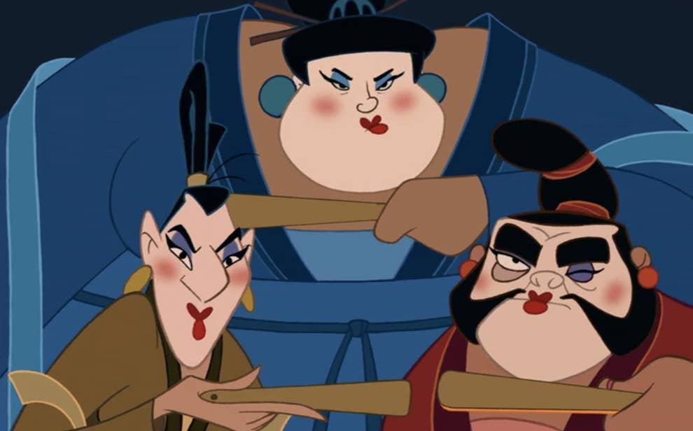 """After Watching """"Mulan"""