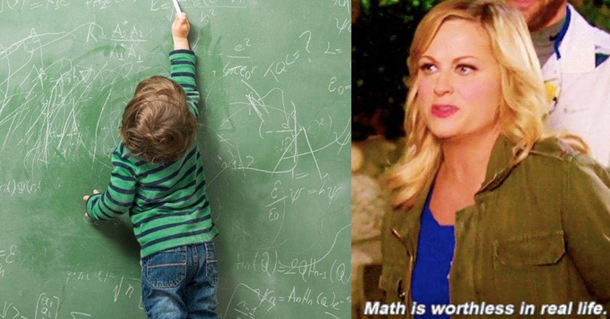Can You Pass A Third Grade Math Quiz?