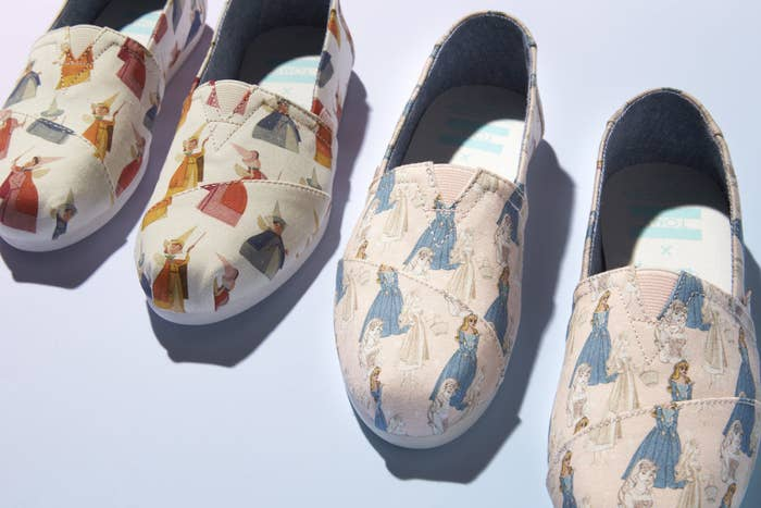 huge selection of 5ee24 46dbe Disney Toms Are Finally Going To Be A Thing, So Get Your ...