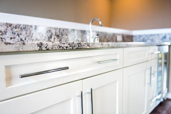A New Study Found Toxic Chemicals In Kitchen Cabinets And