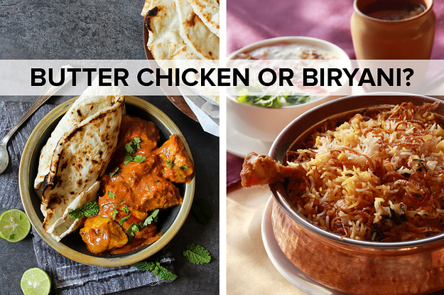 Order An Indian Feast And We'll Guess Your Exact Age And Dream Job