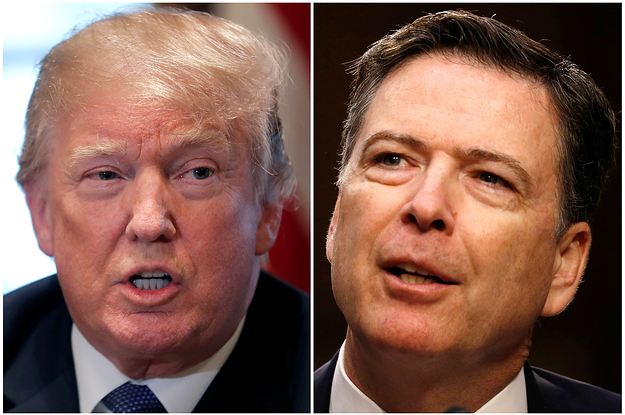 The Comey Memos Have Been Released. Here's What He Said About Trump.