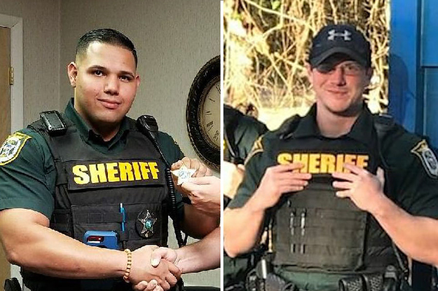 A Shooter Ambushed And Killed Two Sheriff's Deputies In Florida