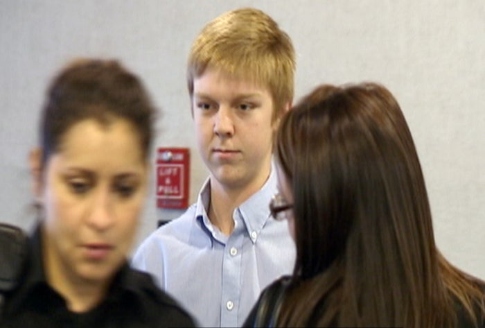 Ethan Couch in 2013.