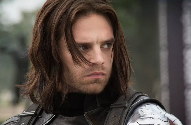 "Winter Soldier/James Buchanan ""Bucky"" Barnes"