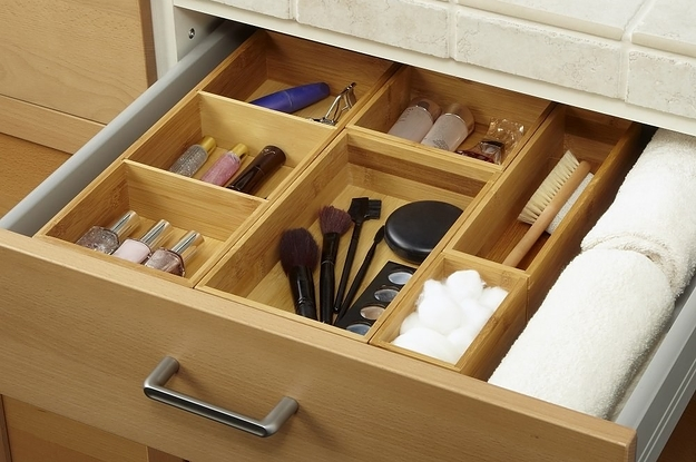 31 ridiculously clever storage ideas for your bathroom 17 Storage Ideas for All the Little Things
