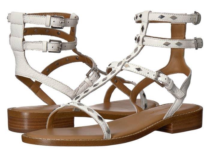 227169f31 Rebecca Minkoff sandals that ll make you feel like a total gladiator badass.