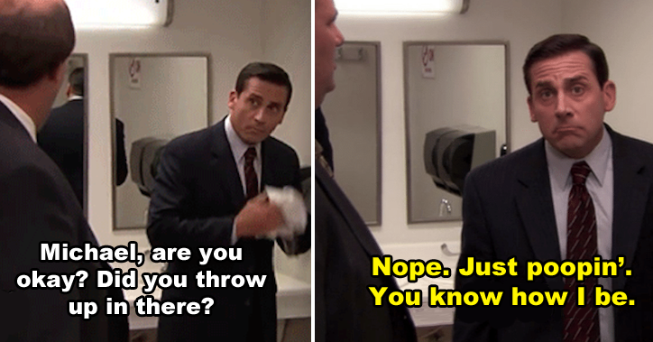 "67 Underrated Jokes From ""The Office"" Guaranteed To Make ..."