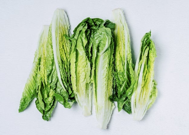 A mysterious outbreak linked to chopped romaine lettuce is making people sick all over the country.