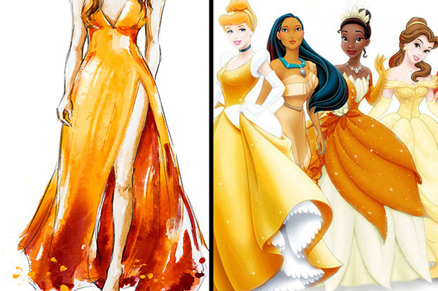 Build Your Perfect Prom Outfit And We'll Reveal Which Disney Princess You Are