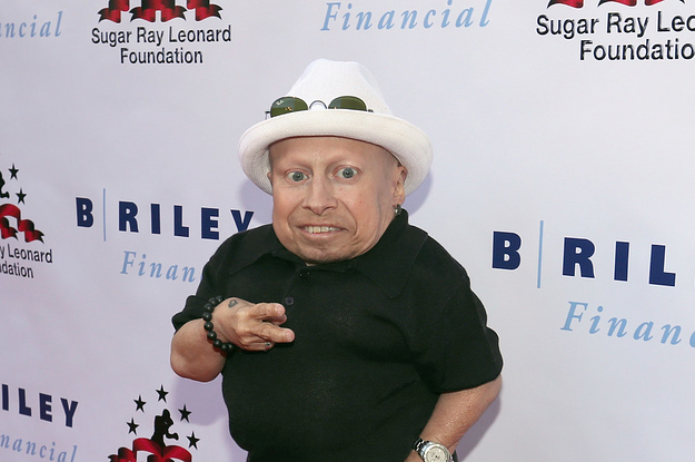 Actor Verne Troyer, Who Played Mini Me In Austin Powers, Has Died