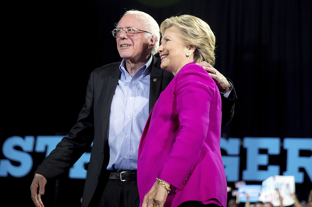 Bernie Forces Ask Clinton And Top Democrats To Recommit To Cutting Superdelegates