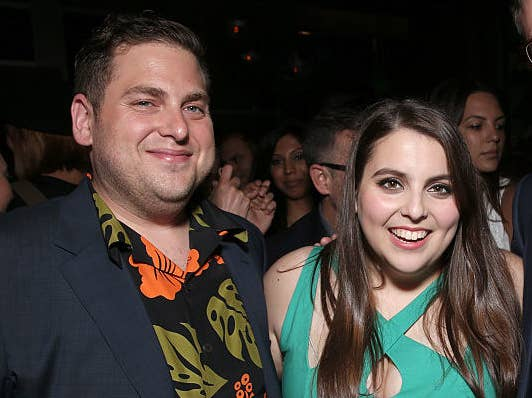 db454f00124 I m Really Obsessed With Jonah Hill And Beanie Feldstein