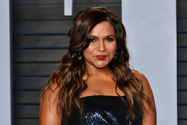 Mindy Kaling: Would definitely want to be involved somehow.