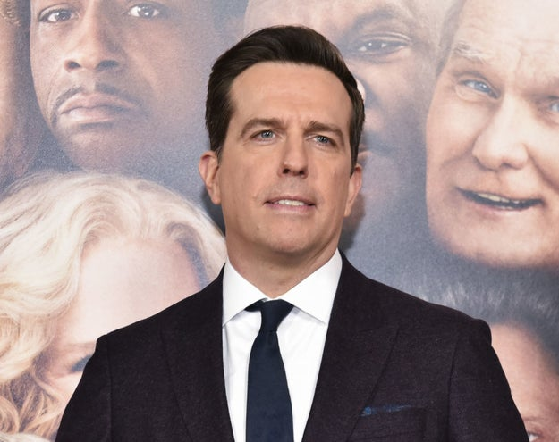 Ed Helms: Says he'd do it.