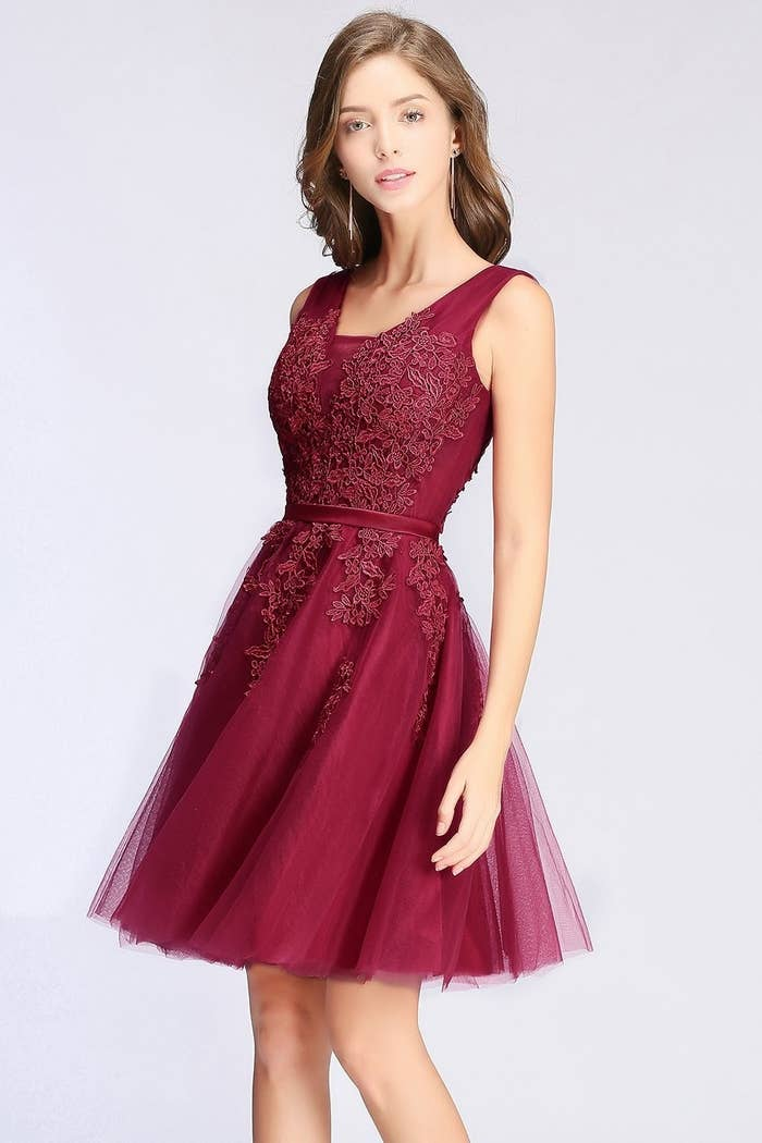 a371ff7b122 An embellished tulle dress so you can fulfill all your fairytale fantasies  — the prince part is irrelevant