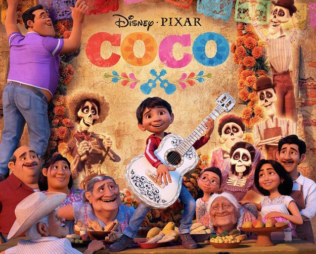 """""""Coco"""" Is Coming To Netflix In May And I'm Crying From All My Emotions"""