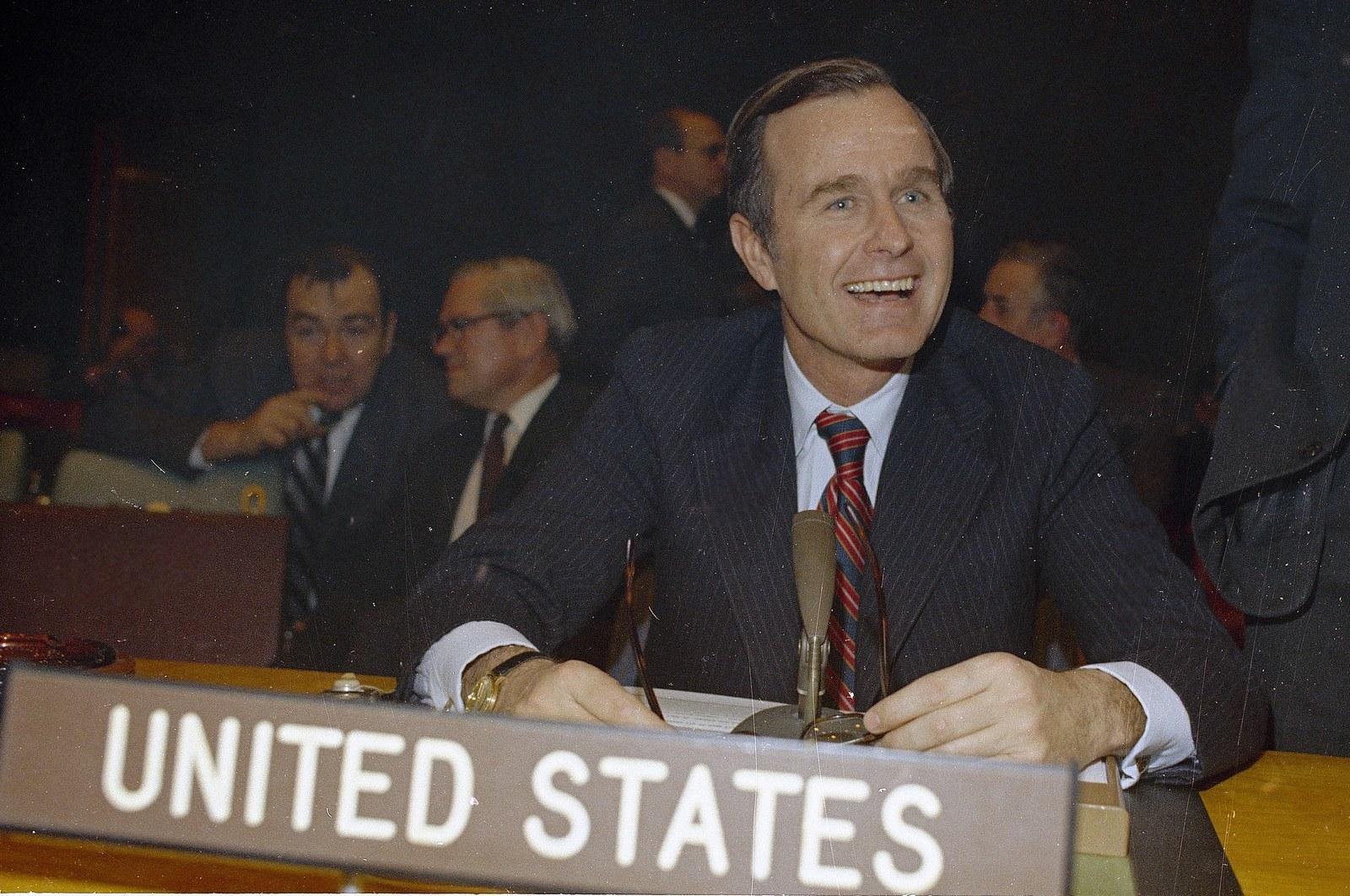 George Herbert Walker Bush Was Every Democrat's Favorite Republican