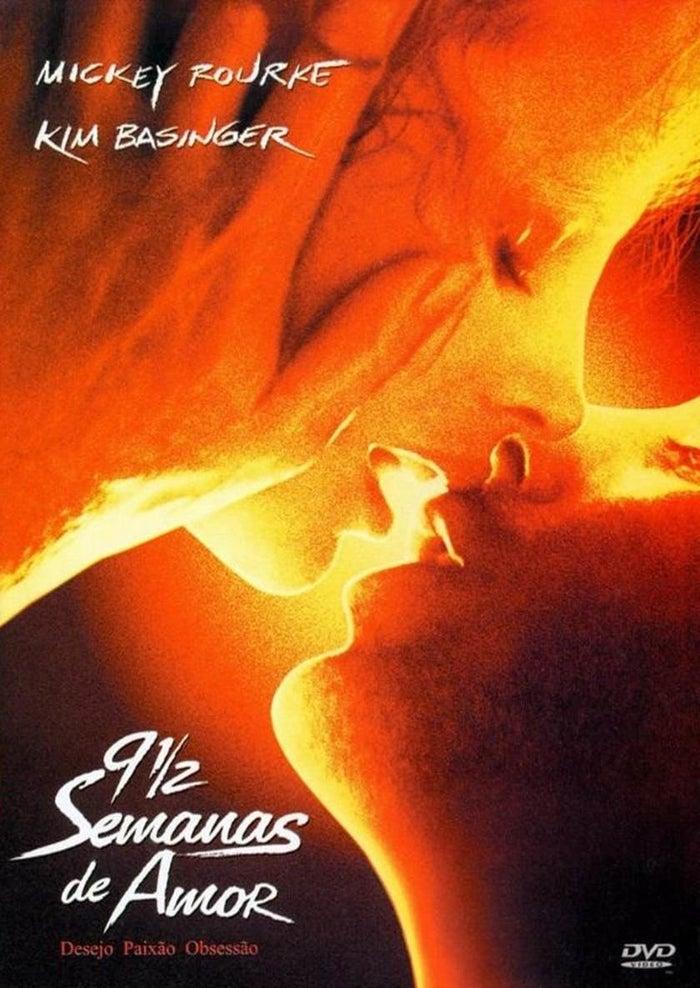 Transa na escada, roupa rasgada, suspense, striptease, gelo, jogos sexuais, tapa-olho, beijos ardentes de tirar o fôlego, um casal que não consegue parar se de ver. Tem tudo isso e mais um pouco nesse filme que fez Kim Basinger símbolo sexual nos anos 1980.