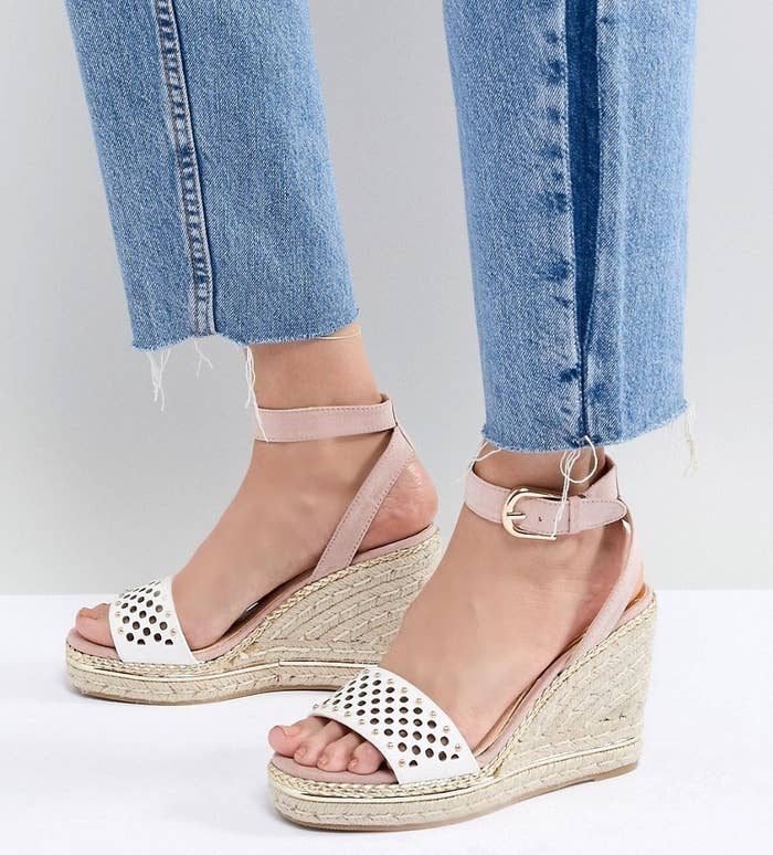 076426e5d5c6 Pretty wedges to elevate every single sundress in your closet.