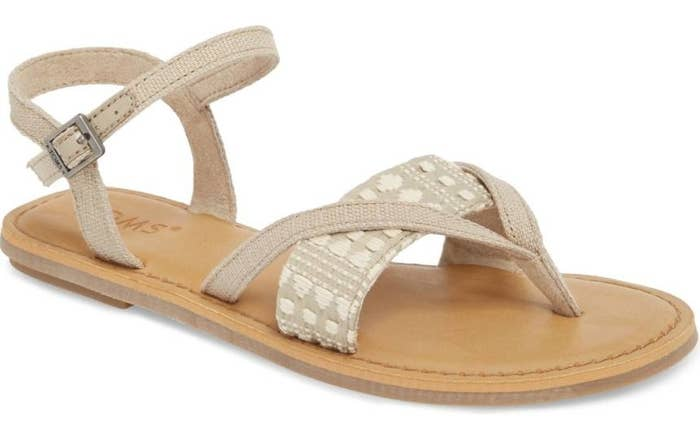 fb1c2a362678 Promising review   quot These are really versatile and comfortable sandals.  They run true
