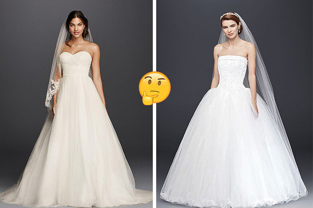 Choose Between Wedding Dresses And We Ll Reveal What Age You