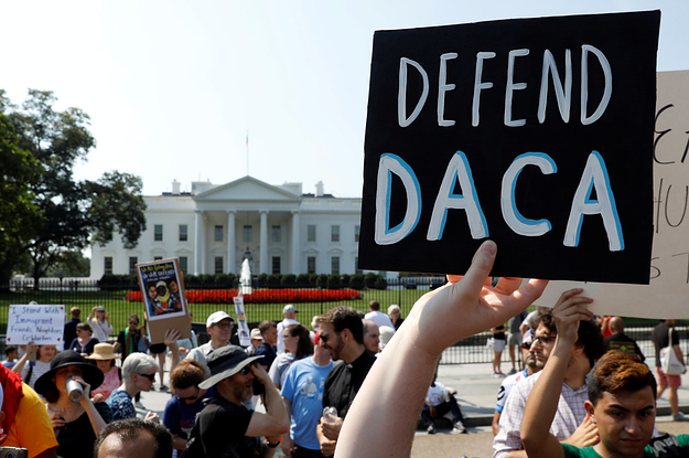 A Judge Ruled Against Trump On DACA Again, But It Won't Change Anything Yet