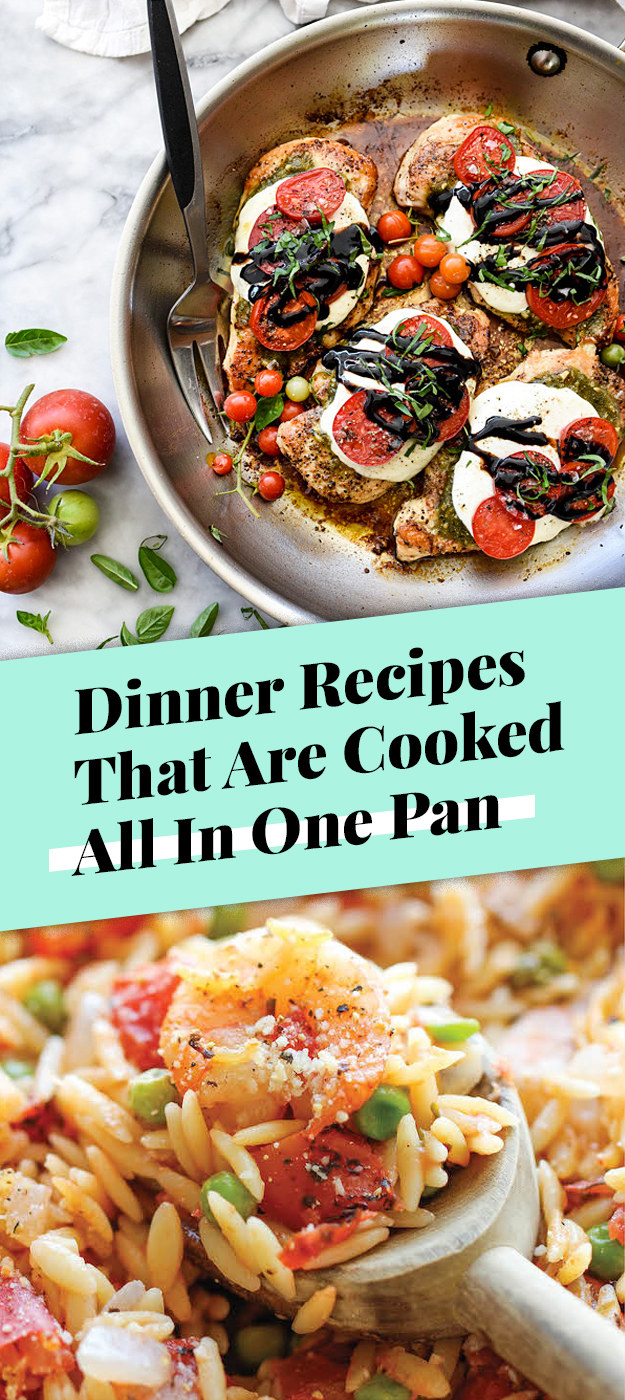 20 Cheap And Easy One Pot Dinner Ideas To Bookmark