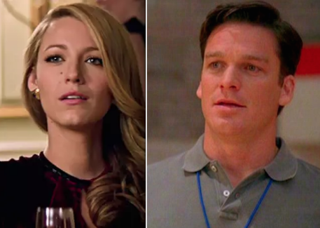 And Blake Lively's brother-in-law is Bart Johnson: