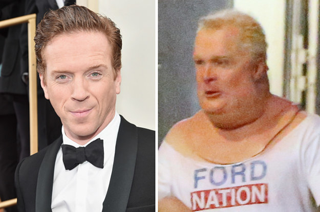 Damian Lewis real height