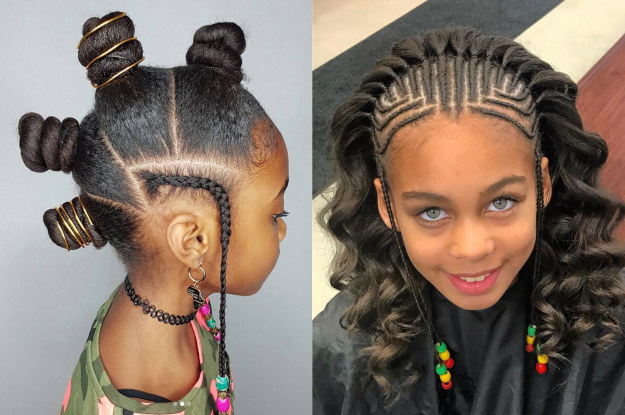 17 Young Black Queens Whose Incredible Hairstyles Will Definitely Make You Say Goals