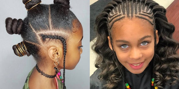 17 Young Black Queens Whose Incredible Hairstyles Will Definitely ...