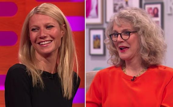 Gwyneth Paltrow's mom is Blythe Danner: